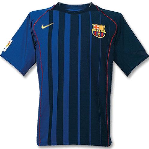 Barcelona 04/05 Deplasman Forması