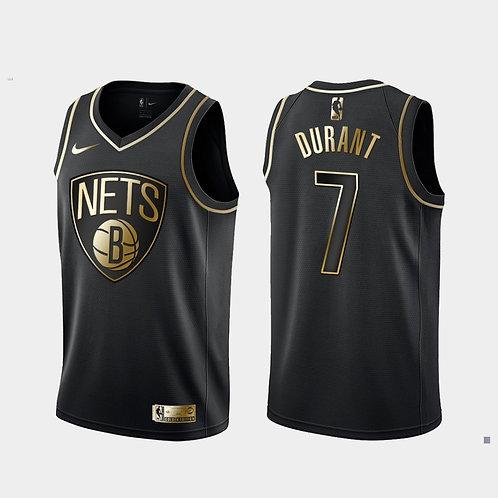 #7 Durant Nets Golden Edition Forması