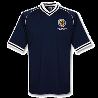 İskoçya 1982 İç Saha Forması