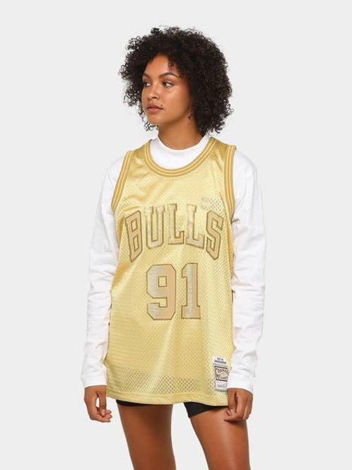 Chicago Bulls x Dennis Rodman Midas Edition Forması