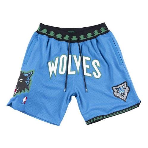 Minnesota Timberwolves x Just Don