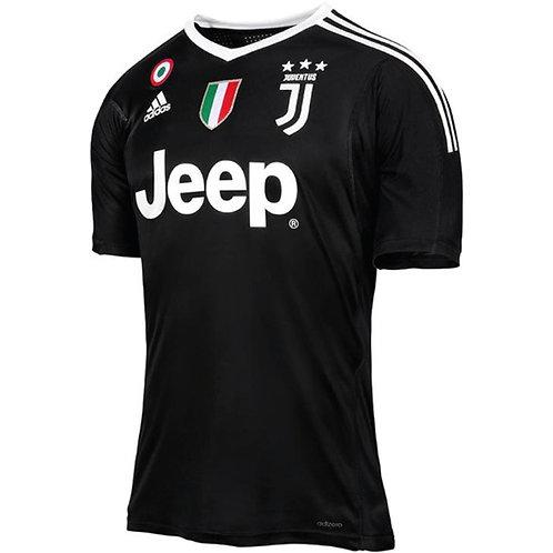 Juventus x Gigi Buffon Özel Üretim Siyah Kaleci Forması