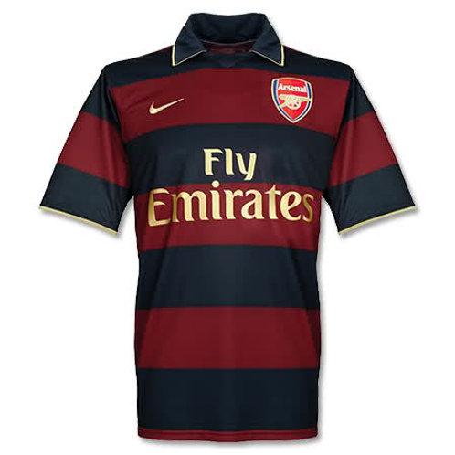 Arsenal 07/08 Deplasman Forması