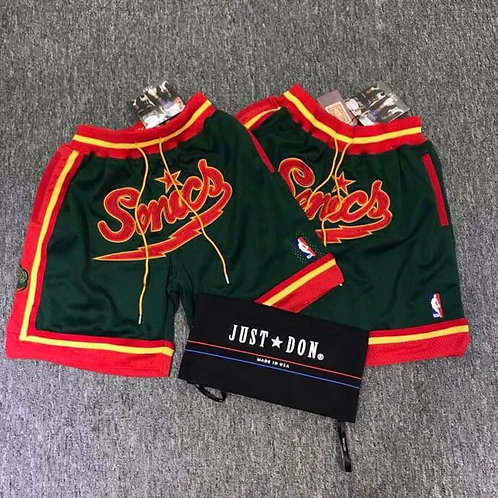 Seattle Supersonics x Just Don