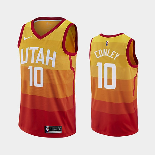 "Utah Jazz ""City Edition"" Forması"