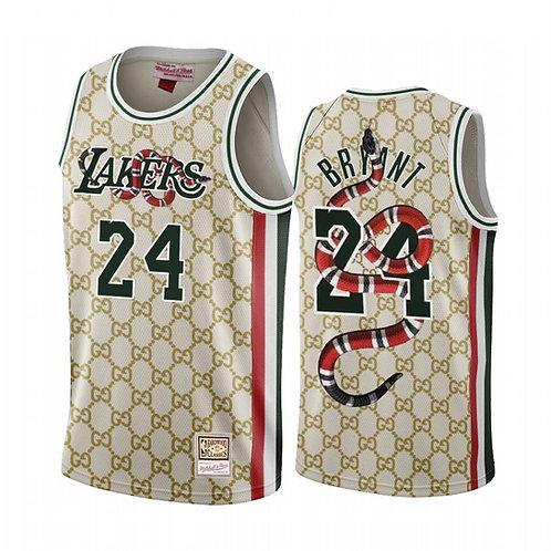Los Angeles Lakers x Gucci Kobe Bryant Mamba Mentality #24