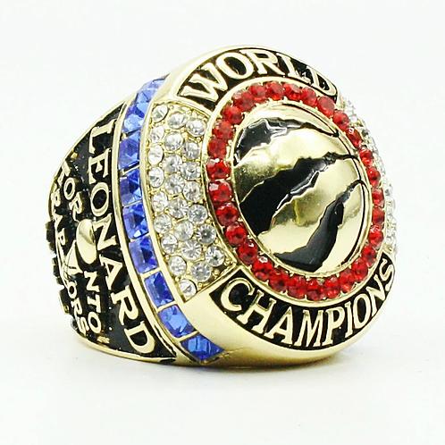 Toronto Raptors Şampiyonluk Yüzüğü