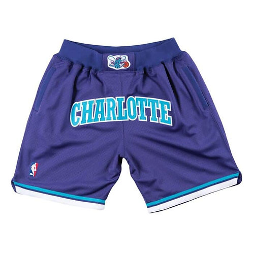 Charlotte Hornets x Just Don