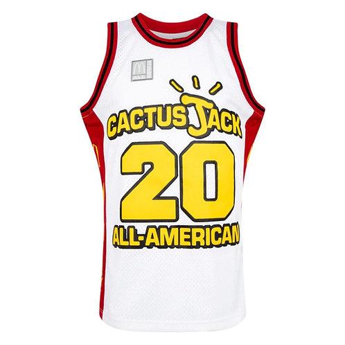Cactus Jack x All American Mcdonald's Forması