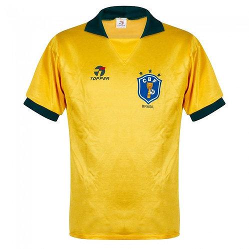 Brezilya 1988 İç Saha Forması