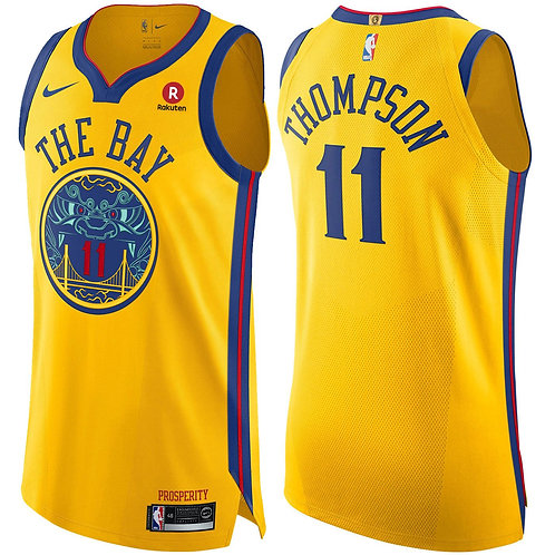 "Golden State Warriors ""The Bay"" City Edition Forması"