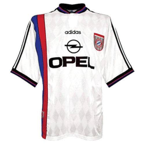 Bayern Münih 95/96 Deplasman Forması