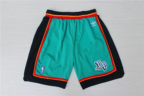 Detroit Pistons Retro Şort
