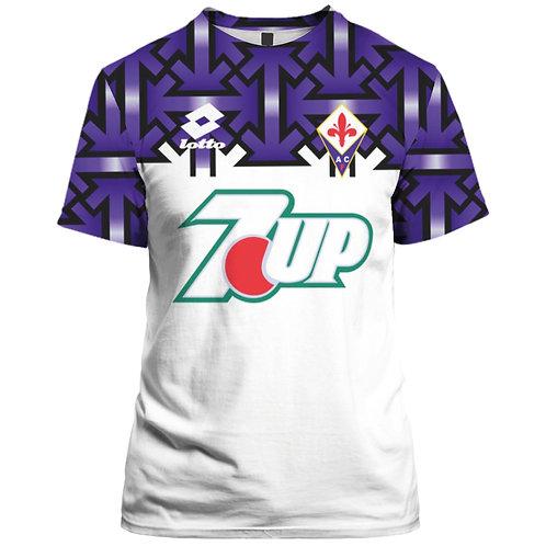 Fiorentina 92/93 Deplasman Forması