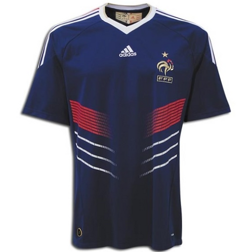 Fransa 2010 İç Saha Forması