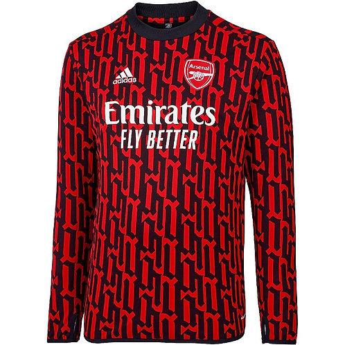 Arsenal 20/21 Warm-Up