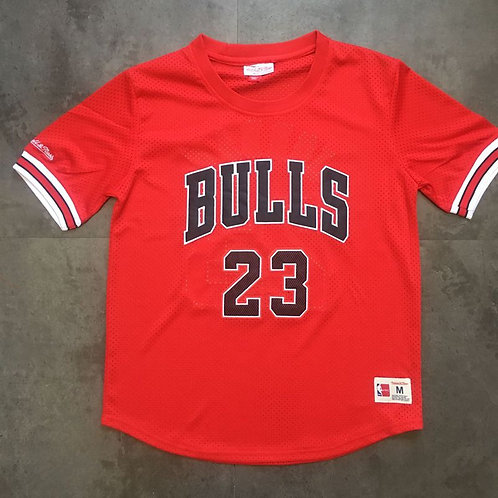 Chicago Bulls x Mitchell&Ness T-Shirt Forma
