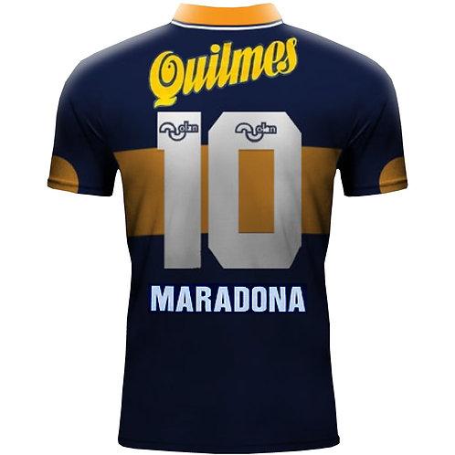 Boca Juniors 95/96 İç Saha Forması #10 MARADONA