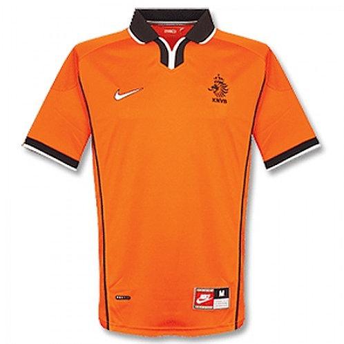 Hollanda 1998 İç Saha Forması #8 BERGKAMP