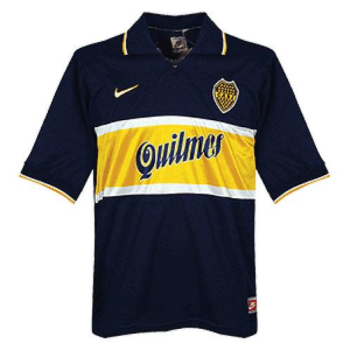 Boca Juniors 1997 İç Saha Forması