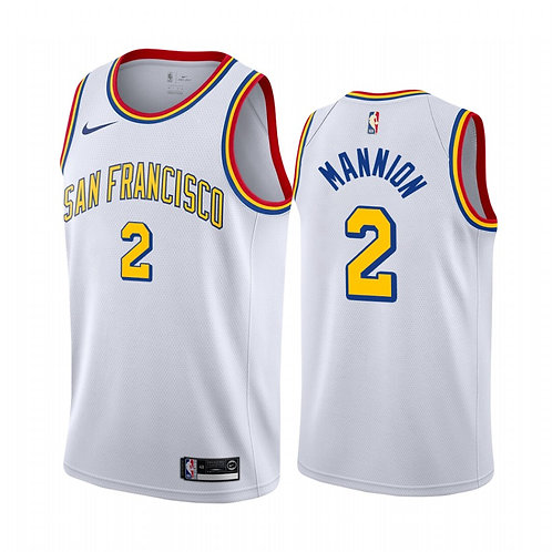 "Golden State Warriors ""San Francisco"" Forması"