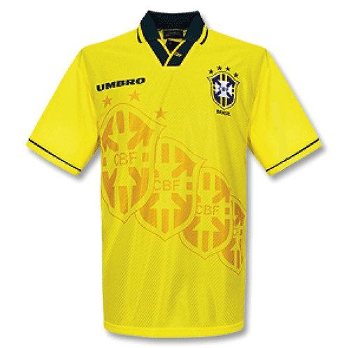 Brezilya 1994 İç Saha Forması