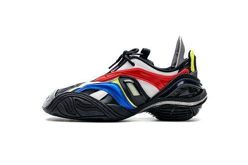 Balenciaga Tyrex 5.0 Sneaker Black Blue Red