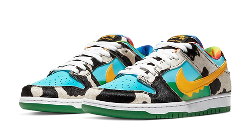 "SB DUNK LOW ""CHUNKY DUNKY"""