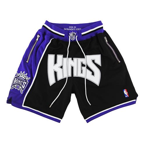Sacramento Kings x Just Don