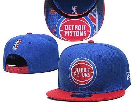 Detroit Pistons Şapka