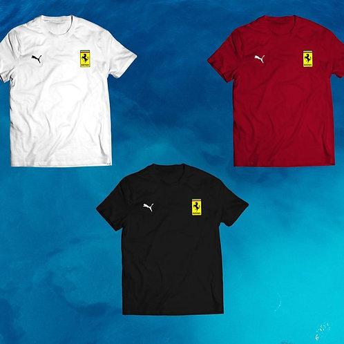 Scuderia Ferrari Deu T-Shirt
