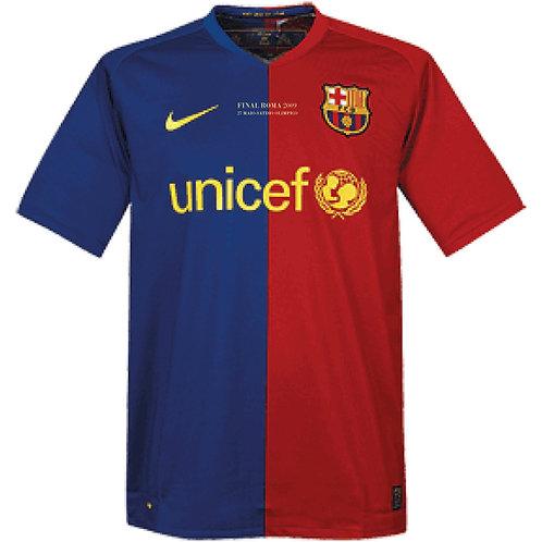 Barcelona 2009 Şampiyonlar Ligi Final Forması