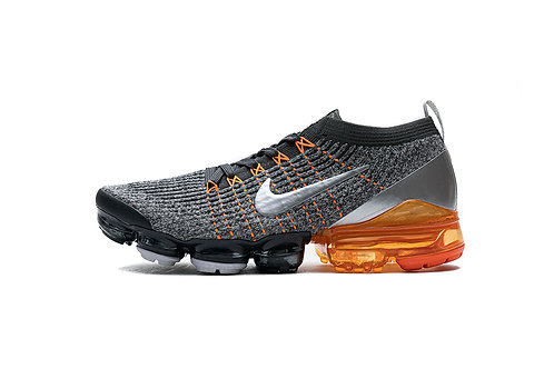 Air VaporMax Flyknit 3.0 Dark Grey Total Orange