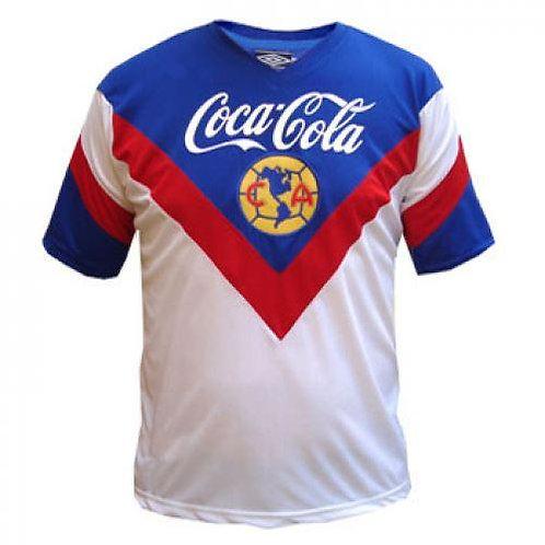 Club America 93/94 Deplasman Forması