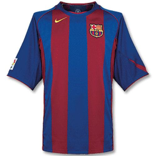Barcelona 04/05 İç Saha Forması