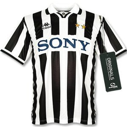 Juventus 96/97 İç Saha Forması