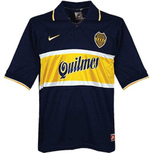 Boca Juniors 1997 İç Saha Forması #10 MARADONA