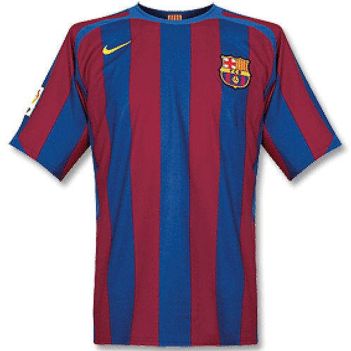 Barcelona 2006 Şampiyonlar Ligi Final Forması #10 RONALDINHO
