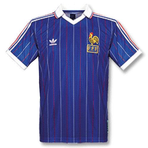 Fransa 1982 İç Saha Forması