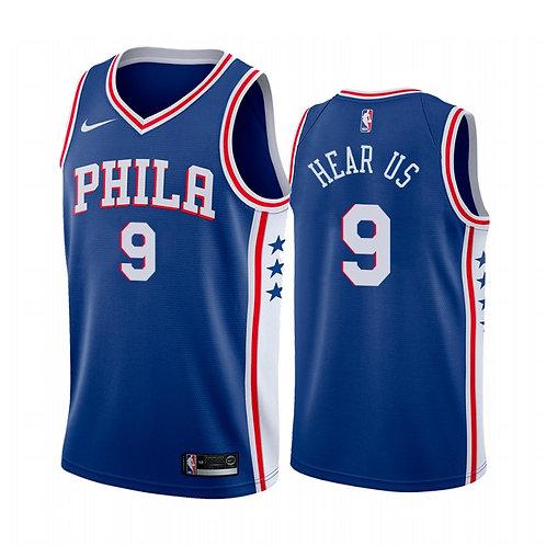 Philadelphia 76ers Mavi Forması