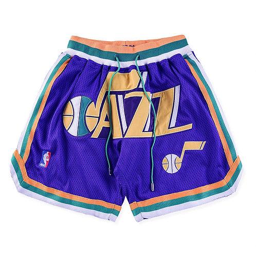 Utah Jazz x Just Don