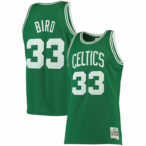 Boston Celtics x Larry Bird Forması