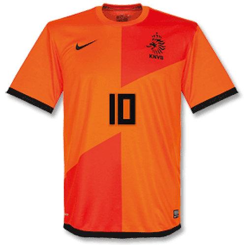 Hollanda 2012 İç Saha Forması