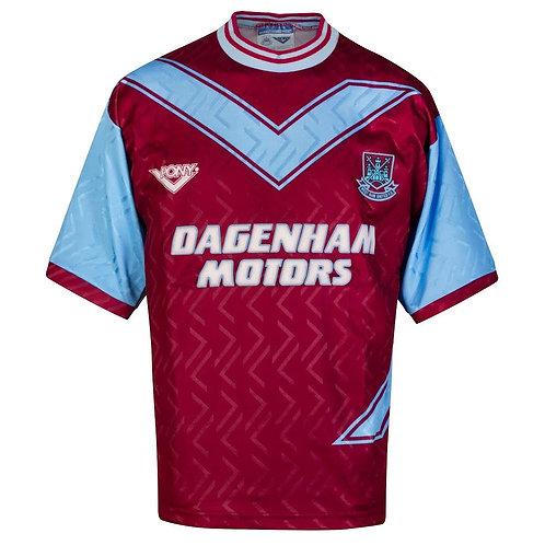 West Ham United 93/94 İç Saha Forması