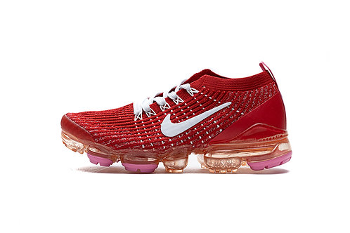 Air VaporMax Flyknit 3.0 Track Red