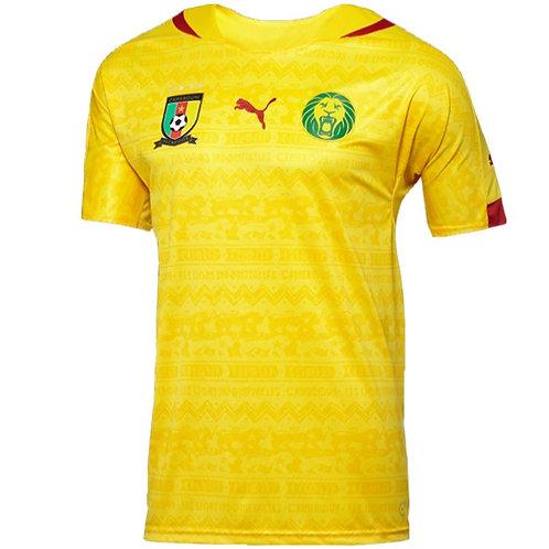 Kamerun 2014 Deplasman Forması