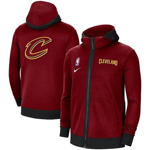 Cleveland Cavaliers 2021 Showtime Hoodie