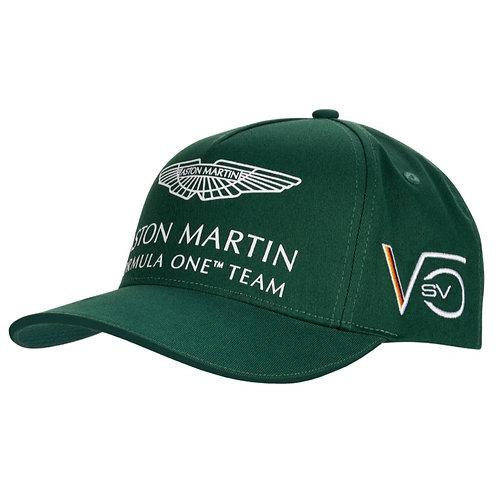 Aston Martin F1 Racing Sebastian Vettel V5 Şapka