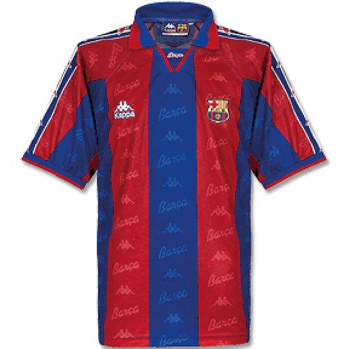 Barcelona 96/97 İç Saha Forması #9 RONALDO