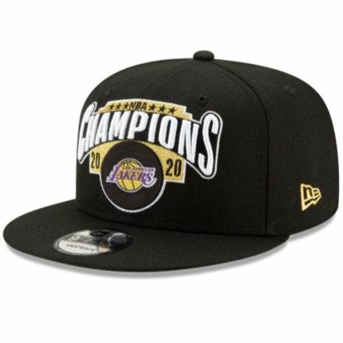 LA Lakers NBA Champions Şapka